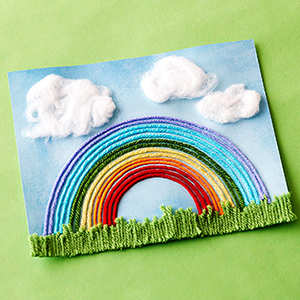 yarn-rainbow