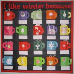 Îmi place iarna!