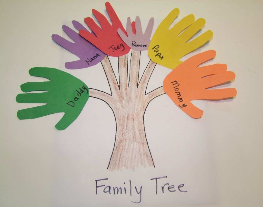 All-About-Me-Family-Tree-Craft