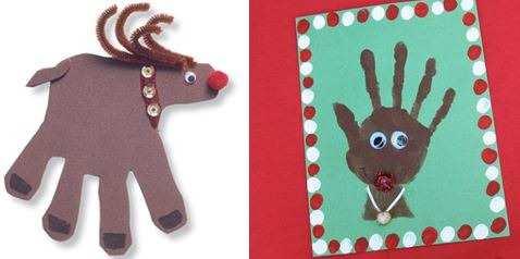 ReindeerHandprint