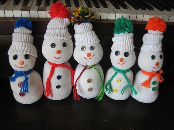 sock snowman-1