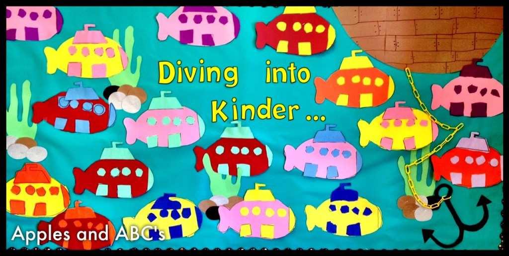 Descoperim marea din submarin