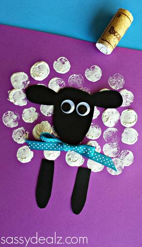 sheep-wine-cork-craft