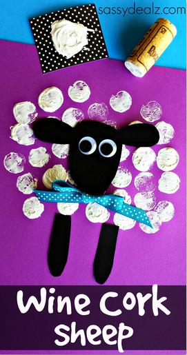 wine-cork-sheep-craft