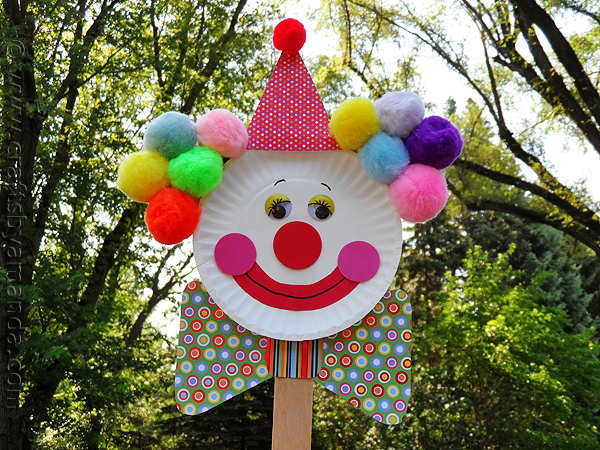 paper-plate-clown